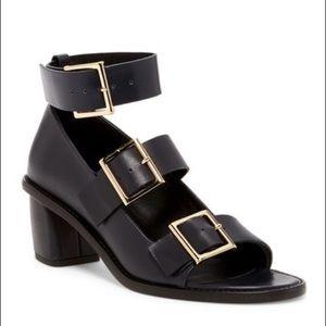 Tibi Daria block heel sandal
